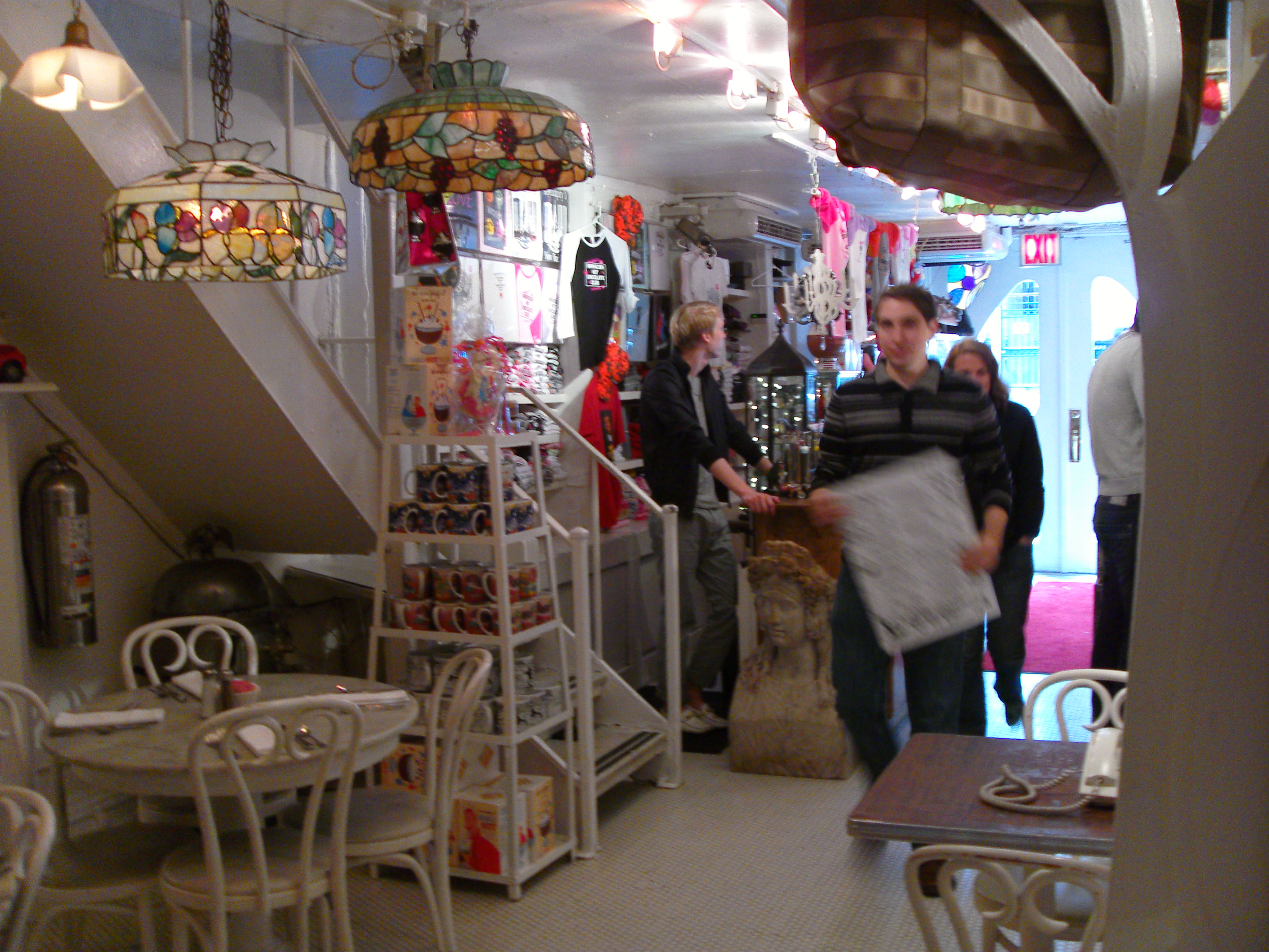 A Visit To Serendipity 3