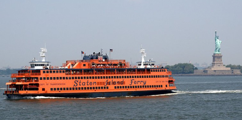 Cars Allowed On Staten Island Ferry