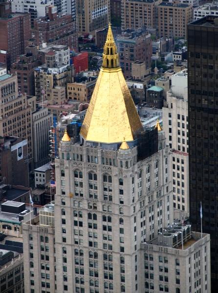 Secrets Of New York Secrets In The Sky Randolph Mase S