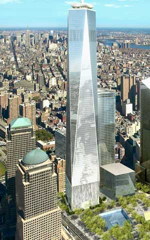 Footing The Bill For The New World Trade Center Randolph