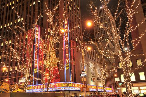 Radio City Christmas Show Times