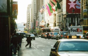 Life in New York City 2