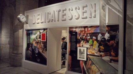 NYPL - Deli Storefront