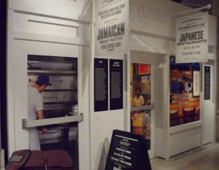 NYPL - Restaurant Storefronts