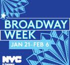 Broadway Week 2014
