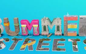 Summer Streets 2014